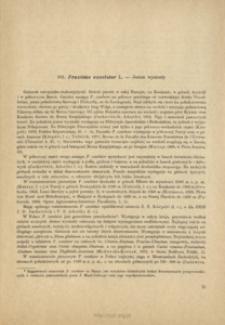 161. Fraxinus excelsior L. - Jesion wyniosły