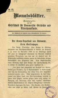 Monatsblätter Jhrg. 11, H. 12 (1897)
