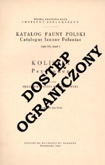 Koliszki = Psyllodea