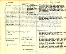 File of histopathological evaluation of nervous system diseases (1966) - nr 117/66