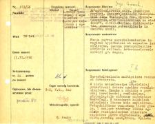 File of histopathological evaluation of nervous system diseases (1966) - nr 125/66