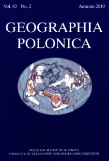 Referees and advisers to Geographia Polonica autumn 2008—autumn 2010