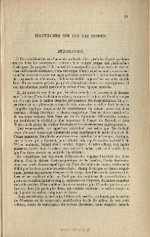 Recherches sur les gaz ionisés, These et Ann. Chimie et Physique, 1903, 28, p. 289 et 233