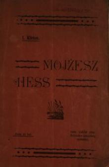 Mojzesz Hess