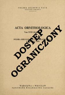 Polska bibliografia ornitologiczna. 2, Lata 1961-1970