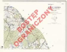 Powiat Oleśnica : województwo wrocławskie : skala 1:25 000