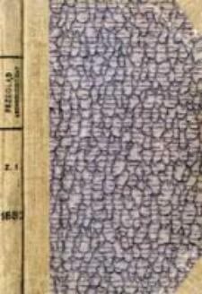 Przegląd Archeologiczny : organ c. k. Konserwatoryi Pomników i Towarzystwa Archeologicznego Krajowego we Lwowie Z. 1 (1882)