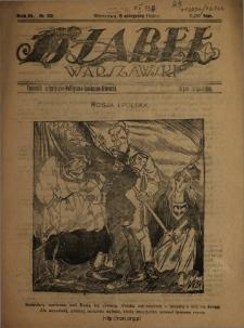 Djabeł Warszawski : tygodnik satyryczno-polityczno-społeczno-literacki : organ bezpartyjny 1920 N.32