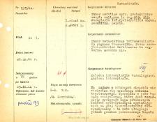 File of histopathological evaluation of nervous system diseases (1964) - nr 155/64