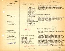 File of histopathological evaluation of nervous system diseases (1964) - nr 162/64