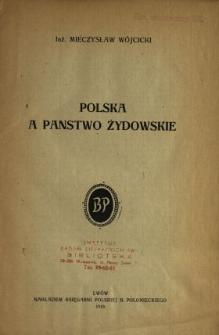 Polska a państwo żydowskie