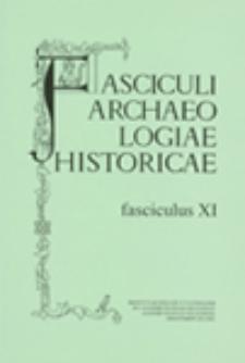 Dernier parutions des collaborateurs de la division de Łódź de l'Institut d'Archéologie et d'Ethnologie de l'Académie Polonaise des Sciences