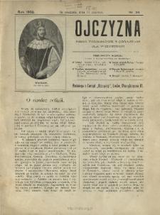 Ojczyzna : pismo tygodniowe z obrazkami dla wszystkich 1903 N.24