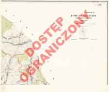 Powiat Rzeszów : województwo rzeszowskie : skala 1:25 000