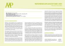 Referendum akcesyjne 2003
