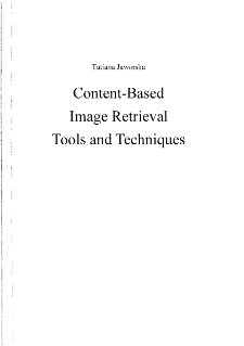 Content-based image retrieval tools and techniques * A glimpse at where we can find CBIR