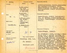 File of histopathological evaluation of nervous system diseases (1963) - nr 37/63