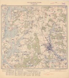 LXXIII-5 (Lida) : masštab I versta v dûime. : 1894 g. Polʹša