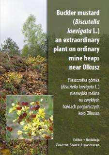 Bisutella laevigata subsp. woycickii – nowy endemit i relikt postglacjalny dla flory polskiej