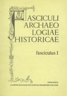 Les monnaies du Bas Moyen Age dans les recherches archéologiques polonaises : certains aspects méthodiques
