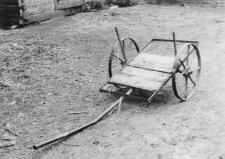 Two-wheeled handcart