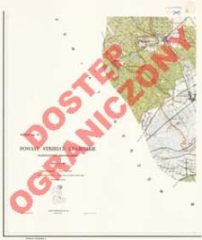 Powiat Strzelce Krajeńskie : województwo zielonogórskie : skala 1:25 000