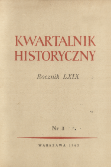 Z dziejów polskiej myśli komunistycznej