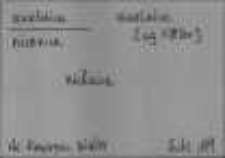 Kartoteka Słownika Gwar Polskich; NICELNICA - NIE (I)