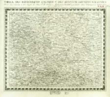 Charte von Mitteleuropa in 64 Sectionen. 31, Theile des Königreichs Galizien u. des Russisch. Gouvern. Wolhynien