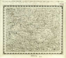 Charte von Mitteleuropa in 64 Sectionen. 29, Theile des Königreichs Galizien u. der Herzogthümer Warschau u. Schlesien
