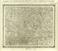 Charte von Mitteleuropa in 64 Sectionen. 36, Theile des Königreichs Böhmen u. der Markgrafs. Maehren
