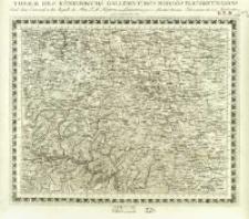 Charte von Mitteleuropa in 64 Sectionen. 39, Theile des Königreichs Galizien u. des Nordöstlichen Ungarns