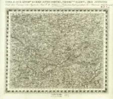 Charte von Mitteleuropa in 64 Sectionen. 42, Theile der Königrche Baiern u. Würtenberg d. Groshzthums Baden u. der Schweiz