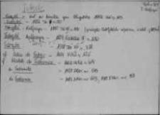 Kartoteka Słownika nazw miejscowych Polski; Mazowsze; Historyczne woj. mazowieckie (cz. północna); T