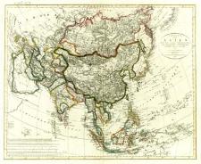 Charte von Asien nach den neuesten Entdeckungs-Reisen und astronomischen Ortsbestimmungen