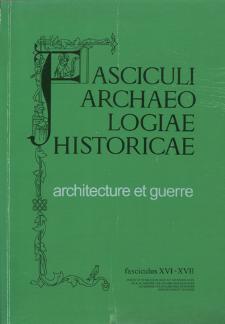 Les traces archéologiques de la guerre de cent ans dans l'architecture de deux habitats ruraux (Essertines en Chatelneuf et Dracy)
