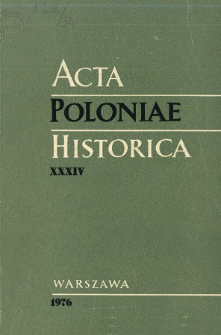 Le contrôle administratif du bâtiment dans la Pologne du Siècle des Lumières en tant que moyen d'amélioration de l'état des villes royales