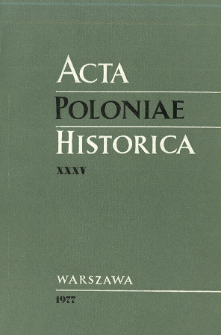 "La revue historique ""Odrodzenie i Reformacja w Polsce"" : a vingt ans"