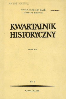 Niefortunna reedycja (prace nad reedycją Bibliografii Historii Polskiej Ludwika Finkla w latach 1928-1939)