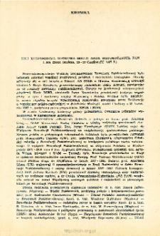 Kwartalnik Historyczny R. 95 nr 2 (1988), Kronika