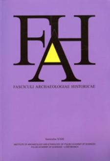 Fabrics in medieval dress in Pomerania