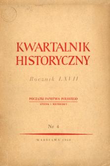 Początki języka polskiego