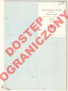 Trójmiasto (Gdańsk Sopot Gdynia) : województwo gdańskie : skala 1:25 000