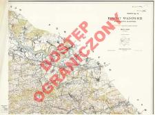 Powiat Wadowice : województwo krakowskie : skala 1:25 000