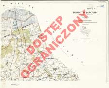 Powiat Wągrowiec : województwo poznańskie : skala 1:25 000
