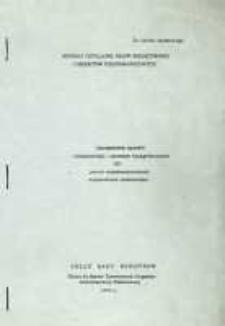 Urzędowe nazwy miejscowości i obiektów fizjograficznych. Nr165; Powiat wysokomazowiecki województwo białostockie