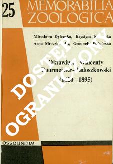 Oktawiusz Wincenty Bourmeister-Radoszkowski (1820-1895)