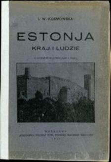 Estonja : kraj i ludzie