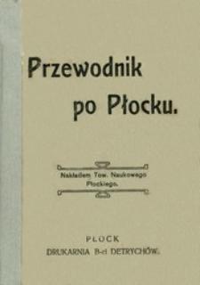 Przewodnik po Płocku.
