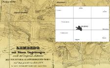 Lemberg mit seinen Umgebung nach der Original Aufname de K. K. General Quartiermeister Stabes
